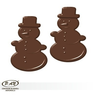 Chocolate decorations - 180 pcs - DC53