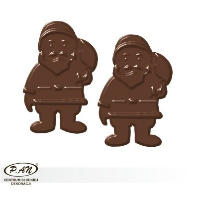 Chocolate decorations - 180 pcs - DC55