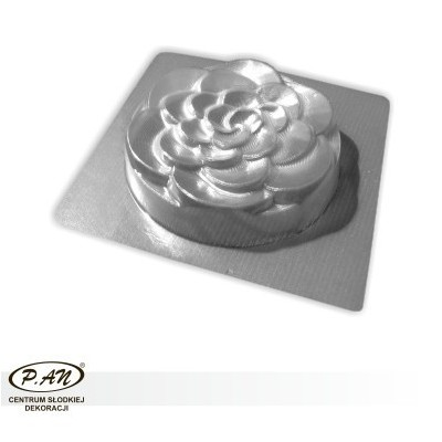 3-D plastic mould Fantasy 4, 19cm   FT30