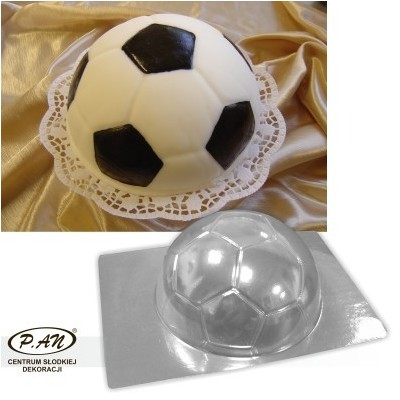 3-D plastic mould Ball 18cm  FT19