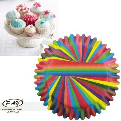 Baking Cases,60 pcs. PAP728