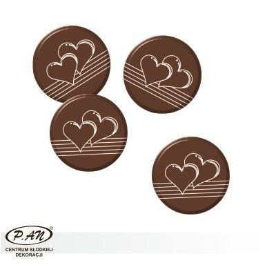 St. Valentine  heart 20mm DC403
