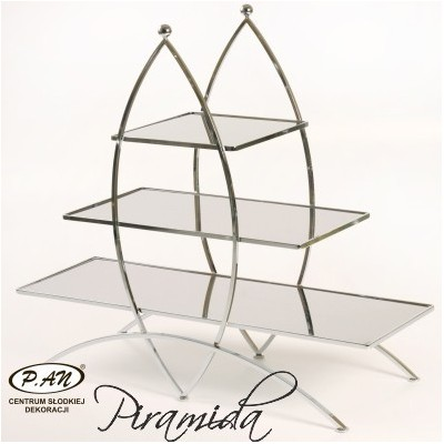 Metal stand, Pyramid SMP 3