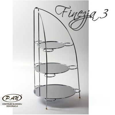 Metal stand, Finesse 3  SMF3