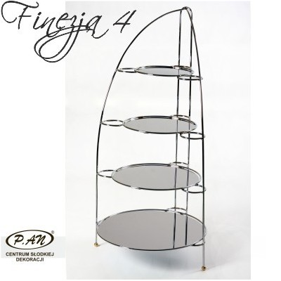 Metal stand, Finesse 4  SMF4