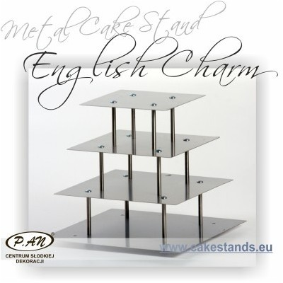 English Charm - metal support system SMAK250