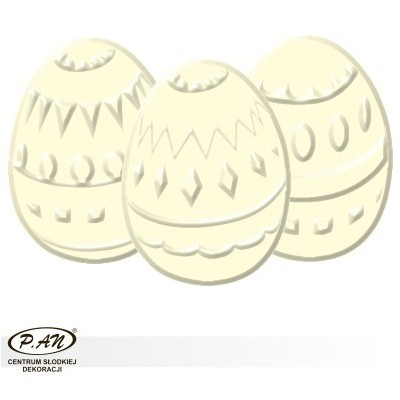 Easter Eggs 40mm DC57B 250g