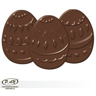 Easter Eggs 40mm DC57 144pcs