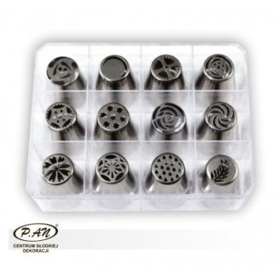 Sets of decoration nozzles - 26 pcs TSZ1
