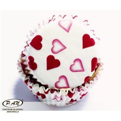Baking Cases , 60 pcs. PAP726