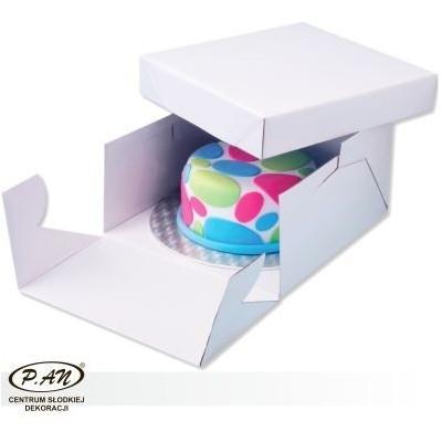 Karton do tortów K23