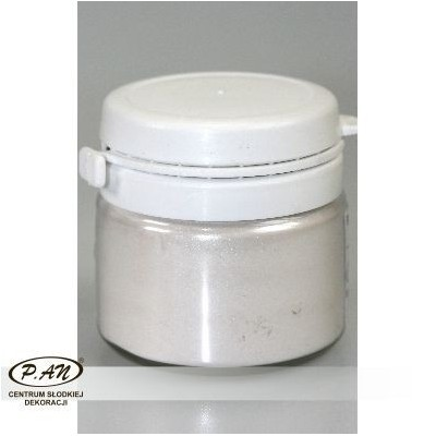 Powder  colours BZ07  white 20g