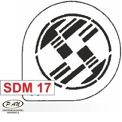 Decoration stencil - SDM17