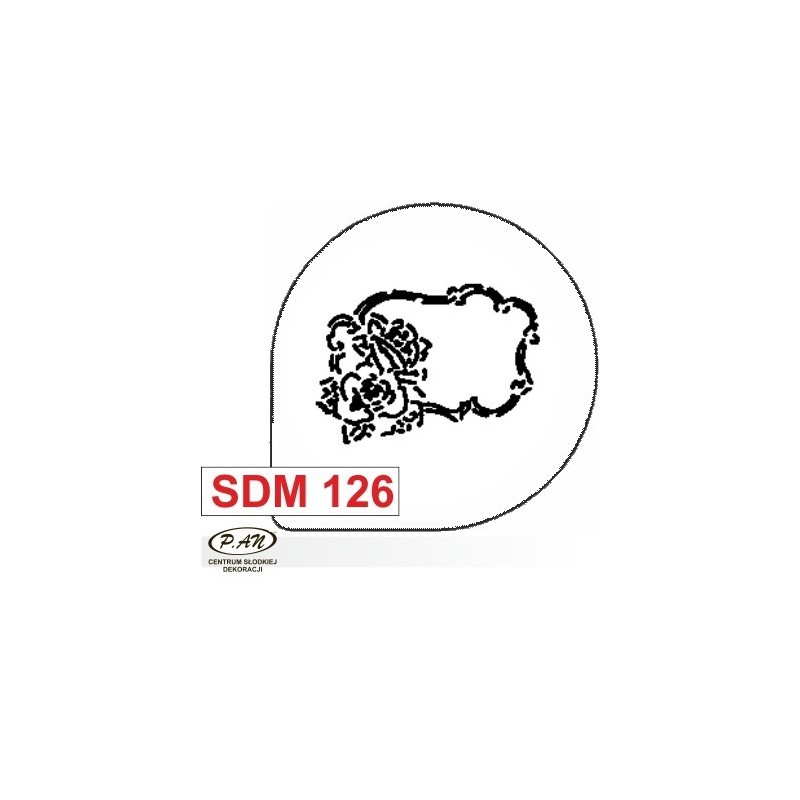 Decoration stencil - SDM118