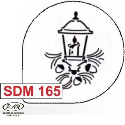 Decoration stencil - SDM118