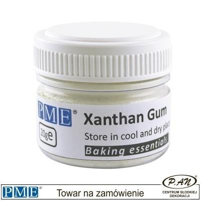 Guma ksantanowa - 20g - PME_GUM407