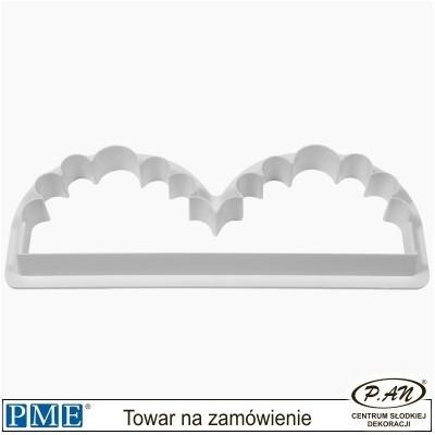 Straight Frill - 5.5x2'' - PME_FF383