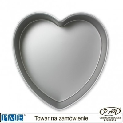Forma serce -203x51mm-PME_HRT082