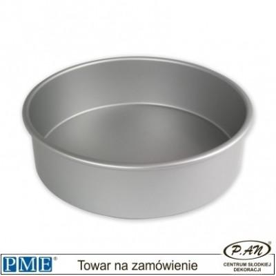 Round Cake Pan - 8x3'' -PME_RND073