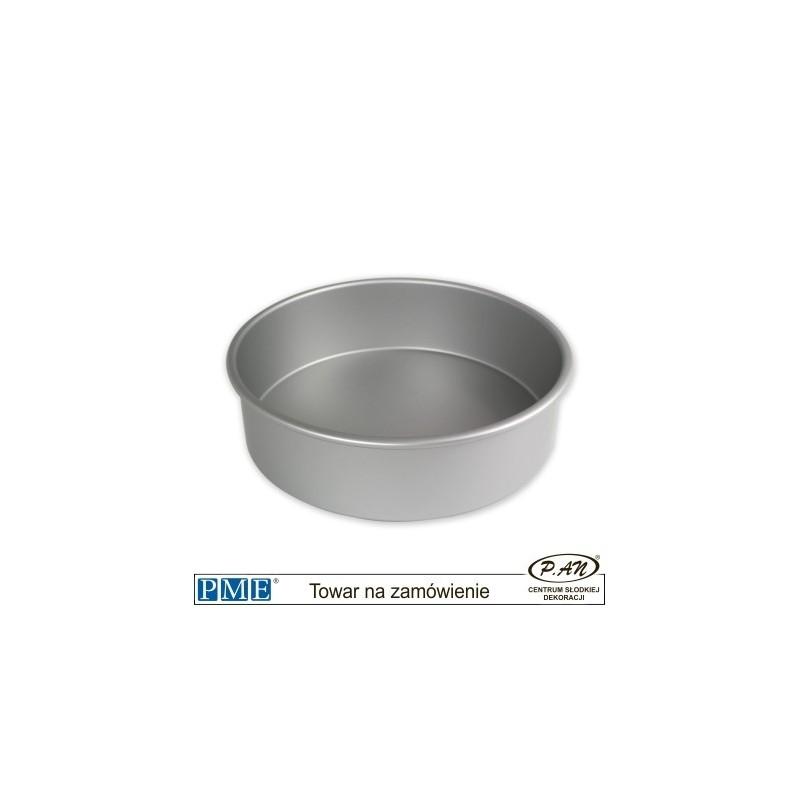 Round Cake Pan - 12x3'' -PME_RND123