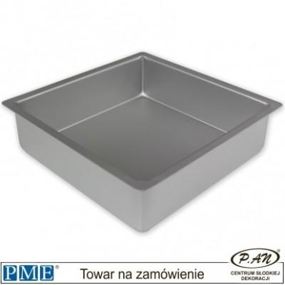 Forma kwadratowa - 203x203x102mm -PME_SQR084