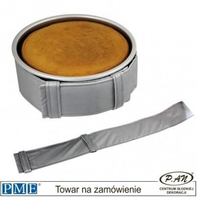 Square Cake Pan - 4x4x4'' -PME_SQR44