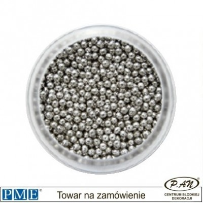 Cukrowe perełki - maczek - 25g -PME_SPS948