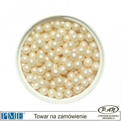 Cukrowe perełki- perłowy blask-100g -PME_PSB945