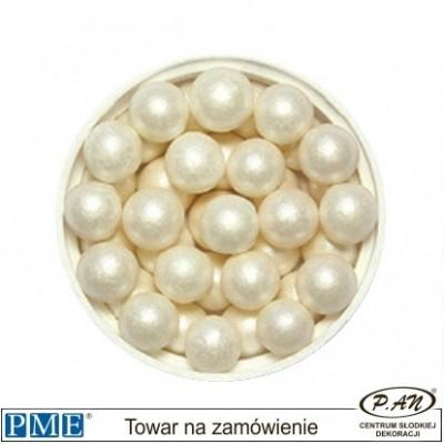 Cukrowe perełki- beżowy-100g -PME_PSO947