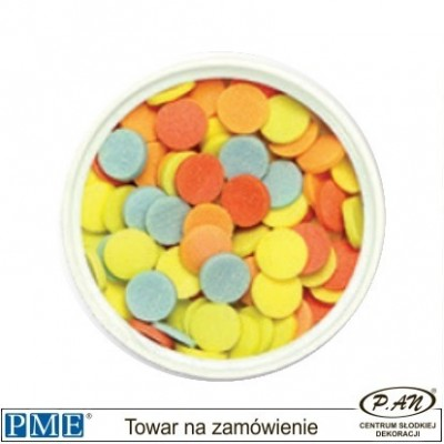 Cukrowe perełki-duże czarne-90g -PME_LPK45