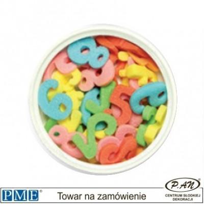 Czekoladowe posypki-literki-55g -PME_SKS310