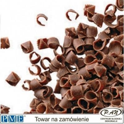 Czekoladowe wiórki- ciemna czekolada-85g -PME_CHC141
