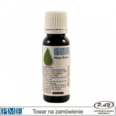 Barwnik naturalny - brązowy - 25g -PME_FC1027
