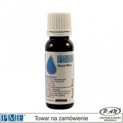 Barwnik naturalny- niebieski- 25g -PME_FC1036