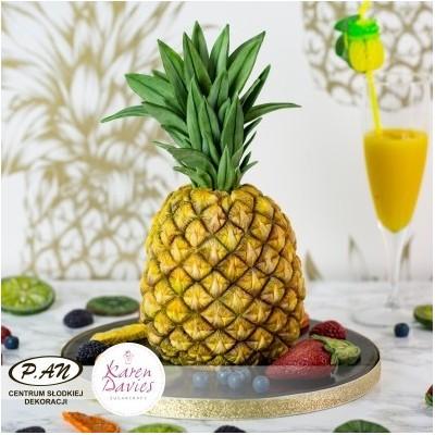 Forma silikonowa Ananas