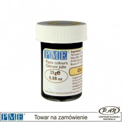 Barwnik w żelu- pomarańcz-25g-PME_PC1050