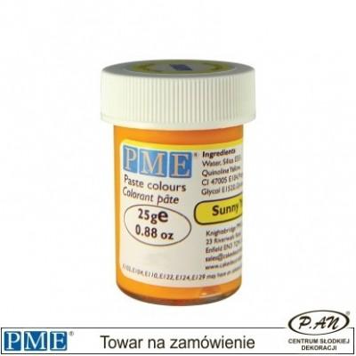 Barwnik w żelu-jasny czerwony-25g-PME_PC1052