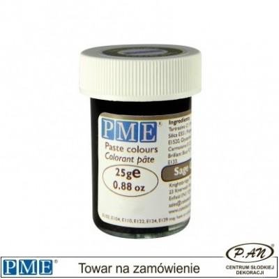 Barwnik w żelu-brązowy-25g-PME_PC1057