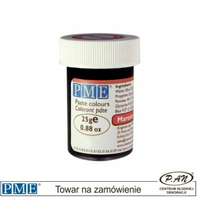 Barwnik w żelu-ceglasty-25g-PME_PC1059