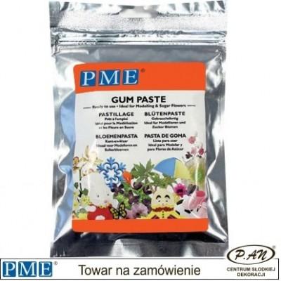 Gum Paste - czarna- 200g - PME_800GP-BL