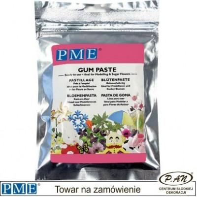 Gum Paste - pomarańcz- 200g - PME_800GP-O
