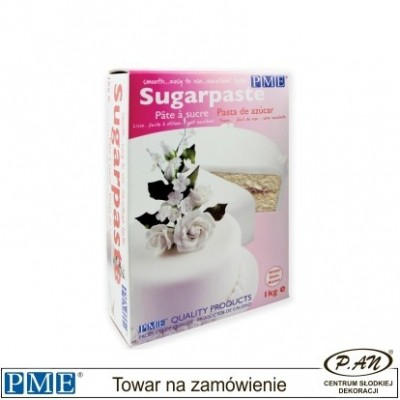 Masa cukrowa do obkładania tortów WP